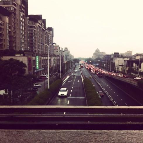 Street View - Hangzhou (Taken by Kevin Josiah Neo)