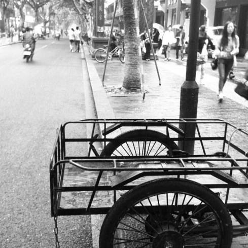 Street View – Hangzhou (Taken by Kevin Josiah Neo)