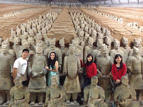 兵馬俑, the Terracotta Army