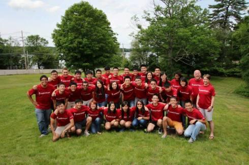 LeaderShape camp