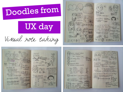 Some notes I took from the inspiring talks and speeches.